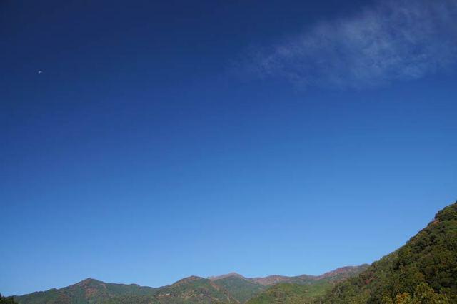 11月8日の空の様子
