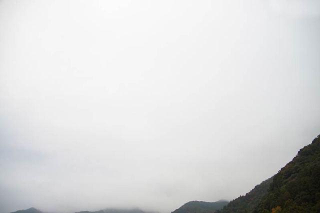 11月13日の空の様子