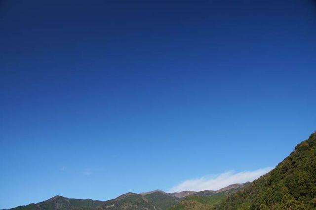 11月25日の空の様子