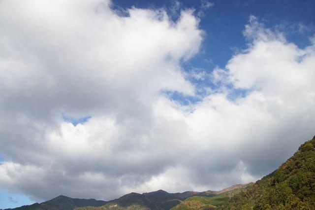 11月28日の空の様子