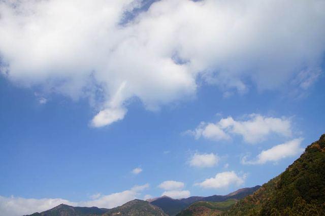 12月8日の空の様子