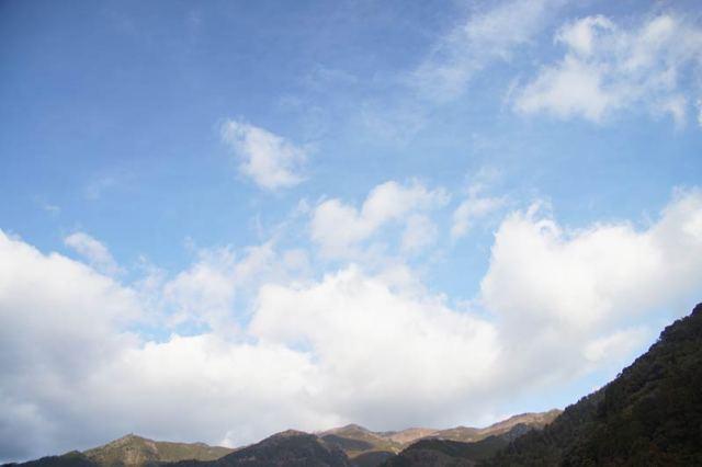 1月6日の空の様子