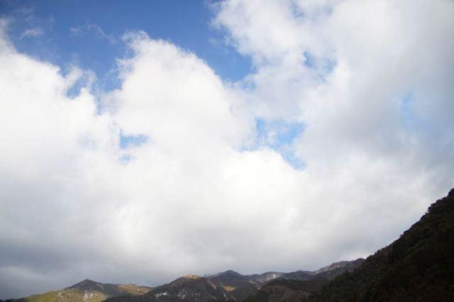 1月19日の空の様子
