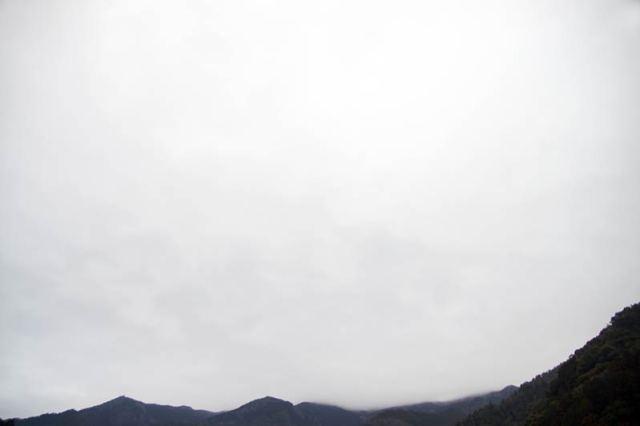 1月28日の空の様子