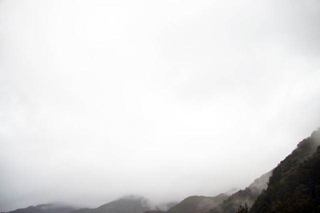 3月31日の空の様子