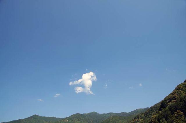 6月1日の空の様子