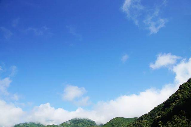 6月14日の空の様子