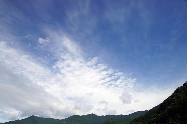 7月5日の空の様子