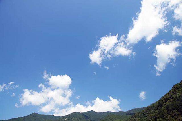 7月11日の空の様子