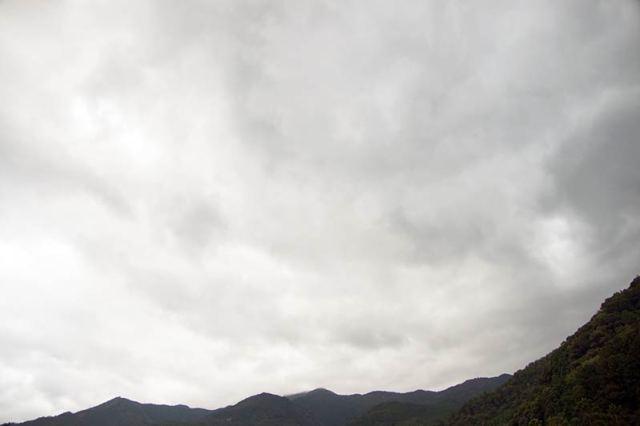 9月19日の空の様子