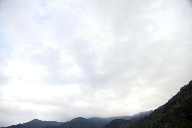 9月25日の空の様子