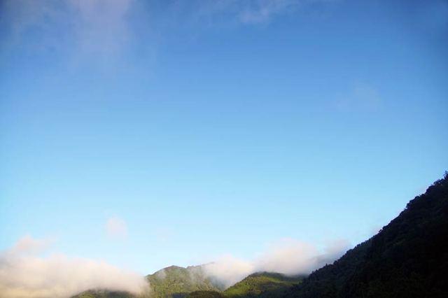 10月11日の空の様子