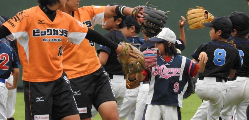 日本女子ソフトボール1部リーグ第7節
