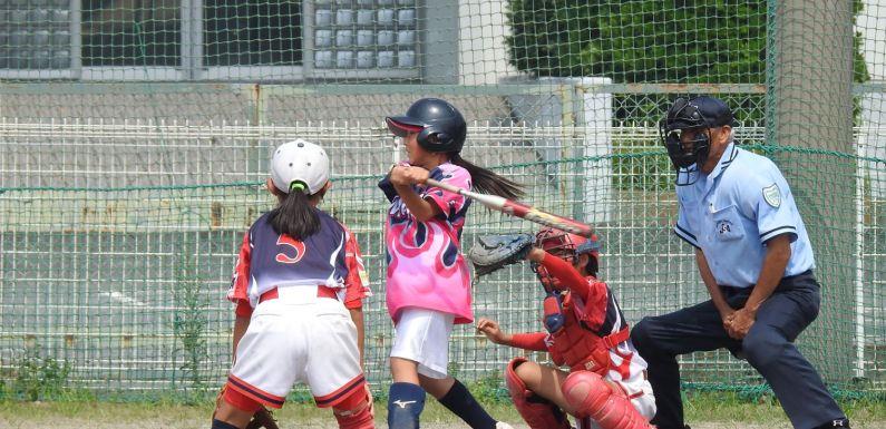 第36回県民スポーツ祭兼第55回群馬県スポーツ少年団大会ソフトボール競技