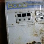プリピャチの水の自動販売機