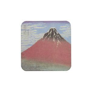 Ukiyoe Coaster Mt. Fuji