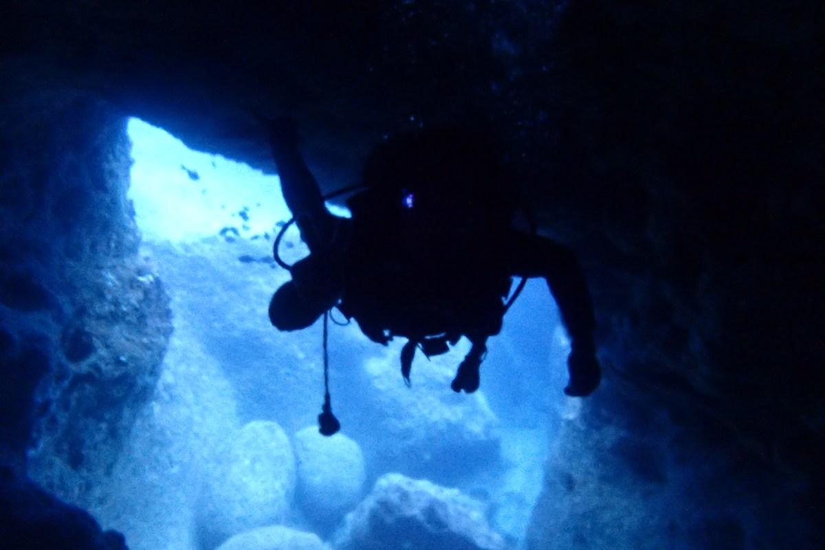 伊良部島へファンダイビングに体験ダイビング
