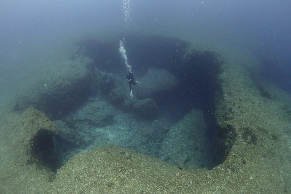 伊良部方面でファンダイビングに体験ダイビング