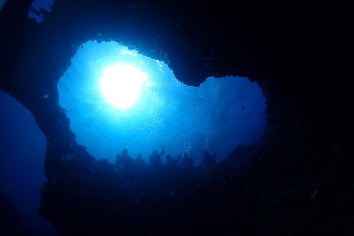 伊良部と来間で1日体験ダイビングDay!