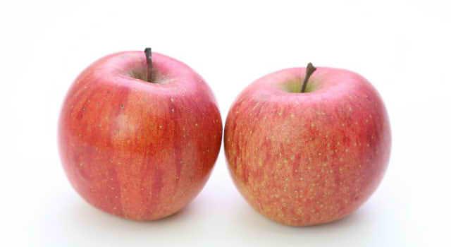 りんごのカロリーは1個・半分・4分の1でいくら?糖質や栄養成分について