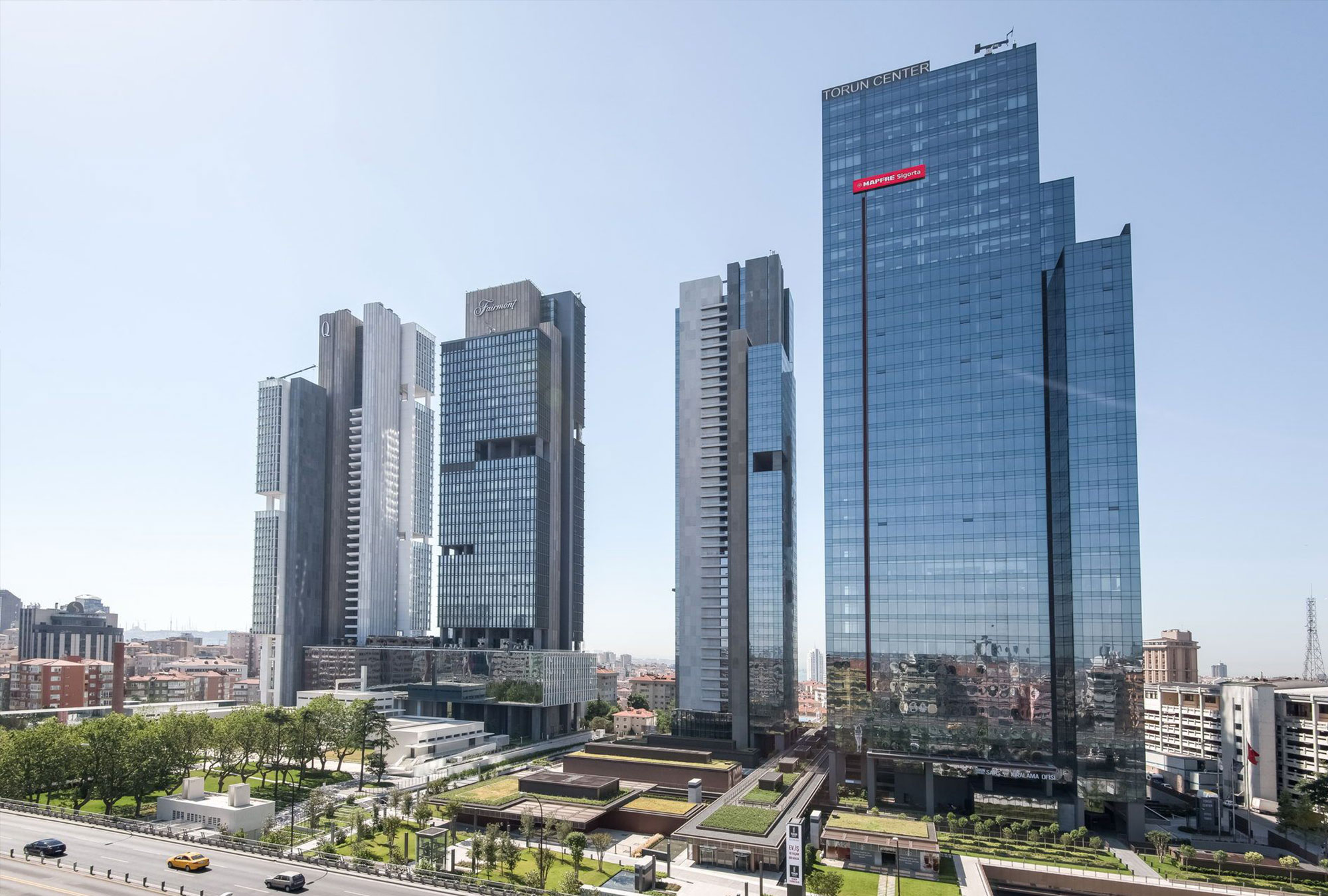 Image result for istanbul high buildings