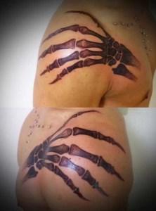 miyawaki tattoo xray hand