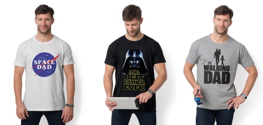 koszulki na Dzień Ojca