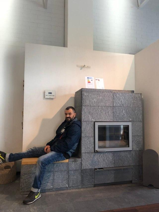 Теплоемкий камин Черновцы