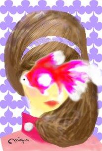 金魚 ガール