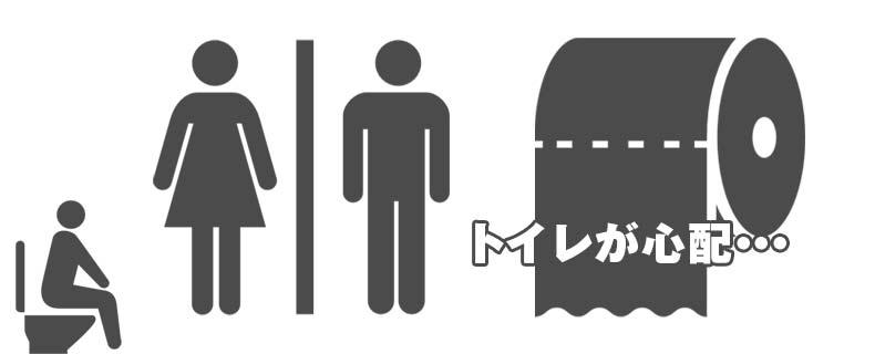 東京モーターショー2019トイレが心配