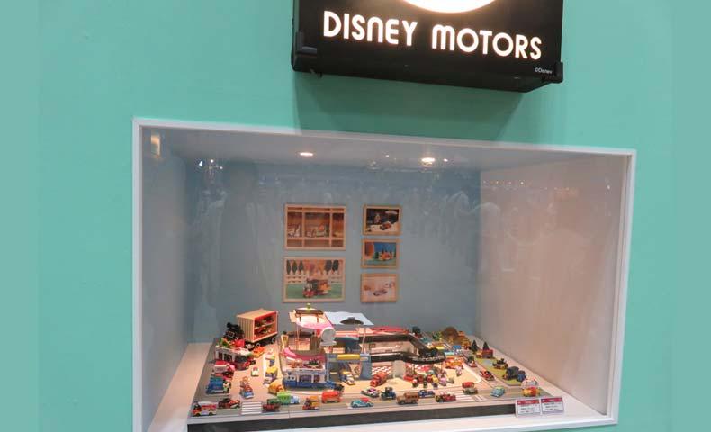 トミカ博2019横浜「Disney」