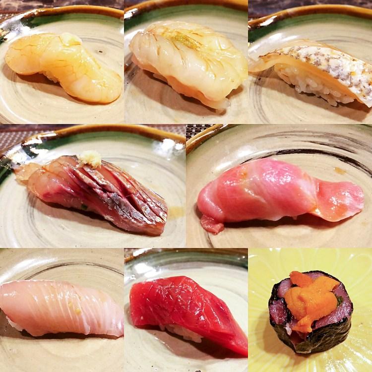 Omakase at Miyu - Sushi