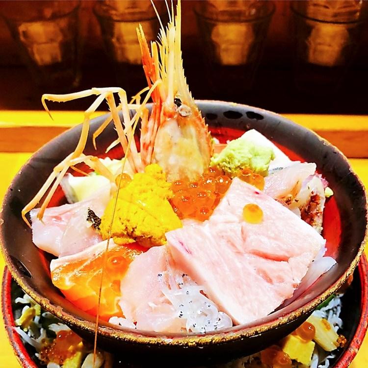 Kaisendon - Seafood Japanese Rice Bowl