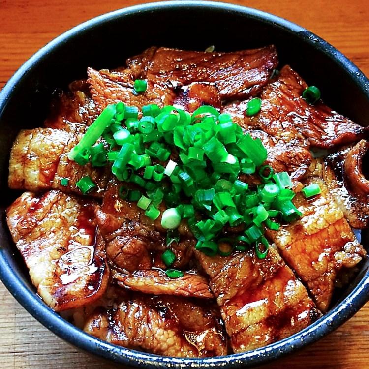 Buta Don - Japanese Pork Rice Bowl