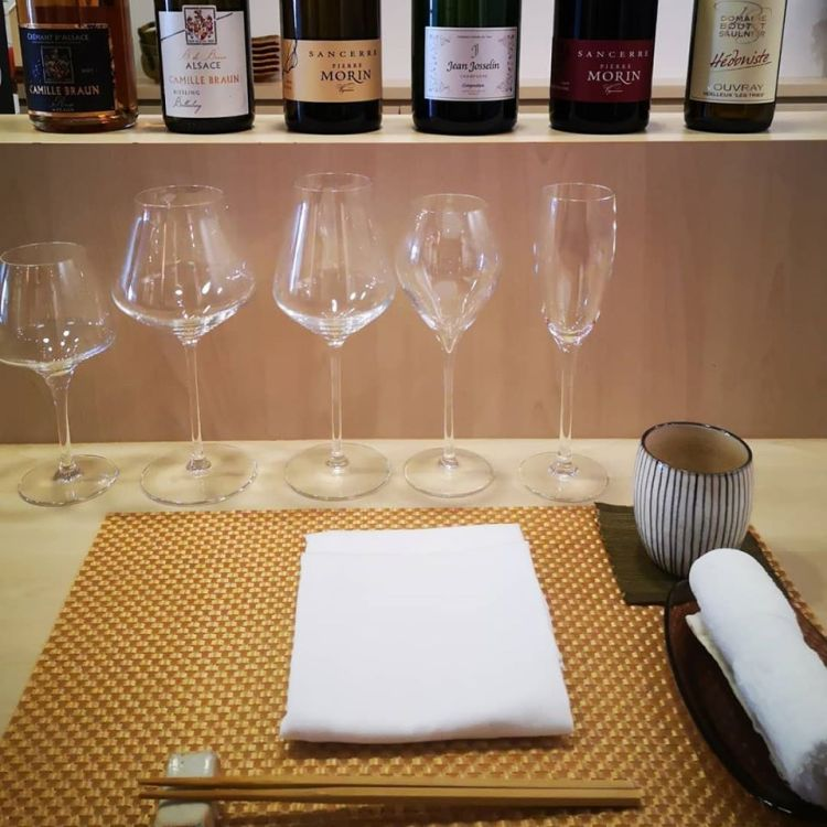 Wines, Together - Miyu Omakase & Wine Pairing Event from Raison Wines