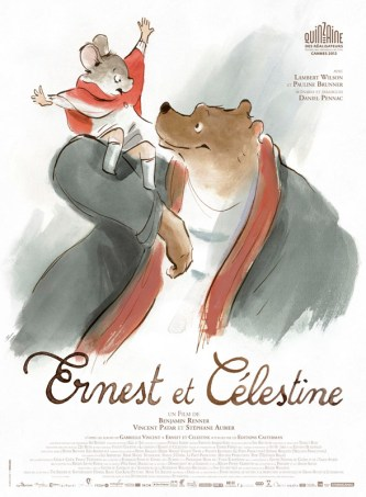Ernest et Célestine / Benjamin Renner et Daniel Pennac, 2013
