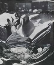 Evelyn McHale se suicidó desde el Empire State en 1947