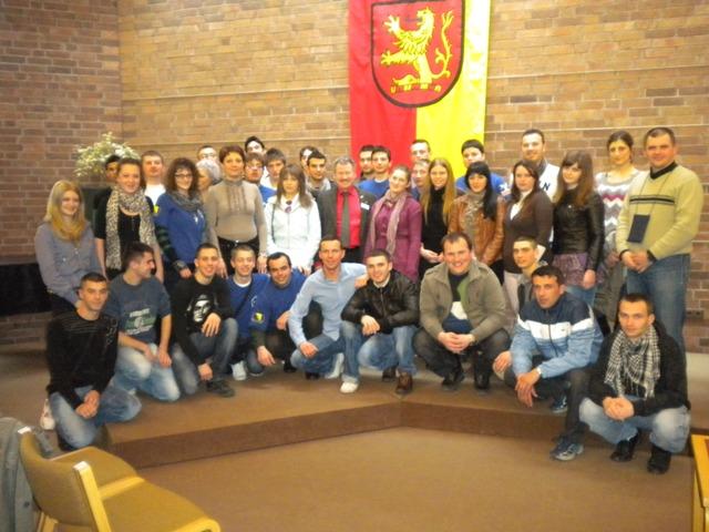 Omladina iz Bijeljine stigla u Langenhagen