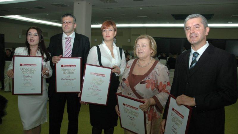Emir Musli dobitnik priznanja Dopisnik godine