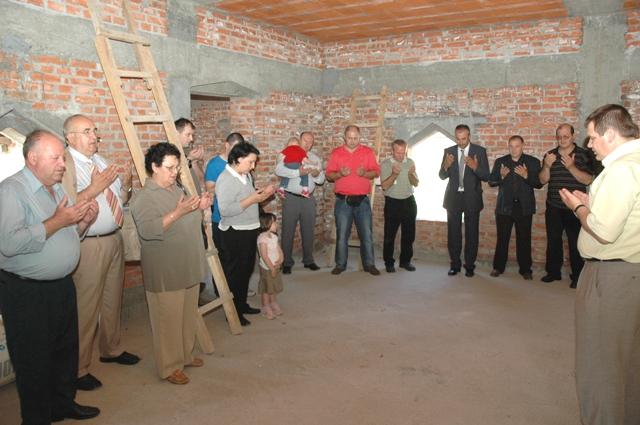 Završena prva faza obnove Salihbegovića džamije