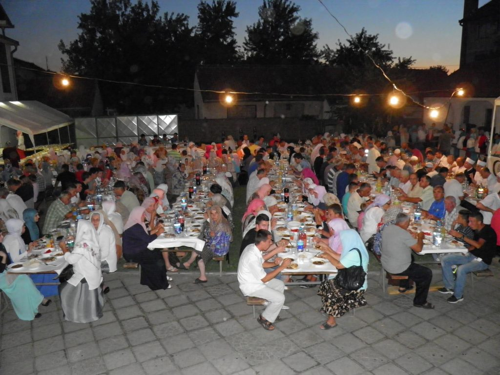 Janja – Veliki iftar u 27. noći Ramazana