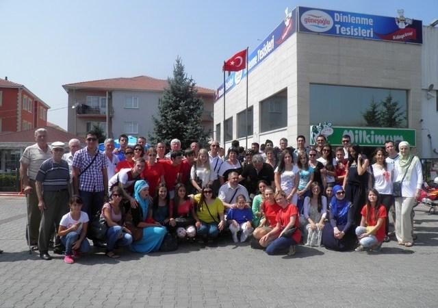 Serdivan – Treći dan, utorak, 13.08.2013.