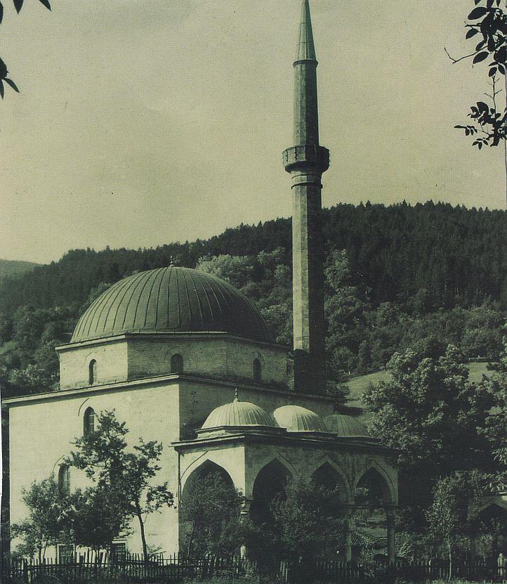 Godina obnove Aladže džamije