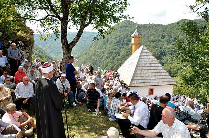 U Zvorniku otvorena džamija Kušlat