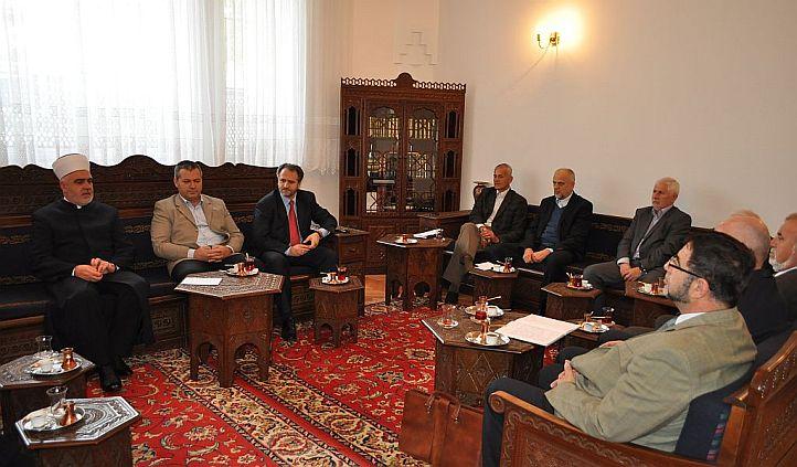 Reisu-l-ulema i muftije naglasili važnost popisa stanovništva za Islamsku zajednicu
