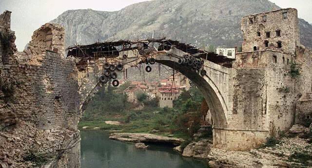 Pucanj u Stari most bio je pucanj u srce savremenog čovječanstva