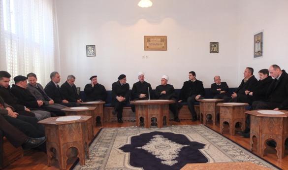 Muftija tuzlanski sa saradnicima posjetio Banju Luku, Tomašicu, Prijedor i Kozarac