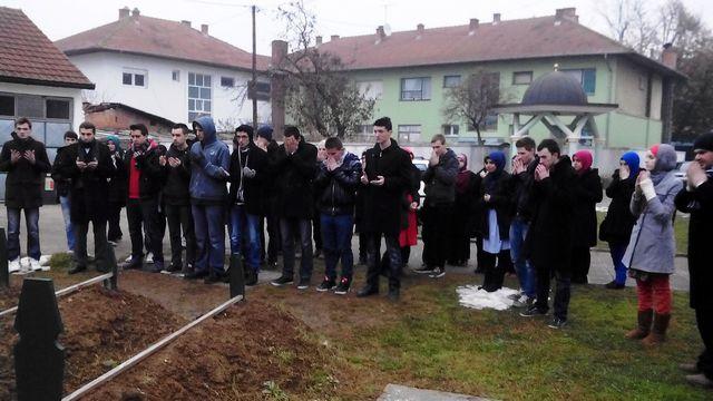 Učenici Behram-begove medrese u posjeti Janji i Bijeljini