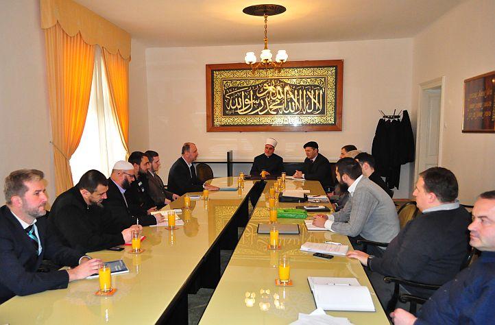 Otvaranje puta za konstruktivnu saradnju Islamske zajednice i nevladinog sektora