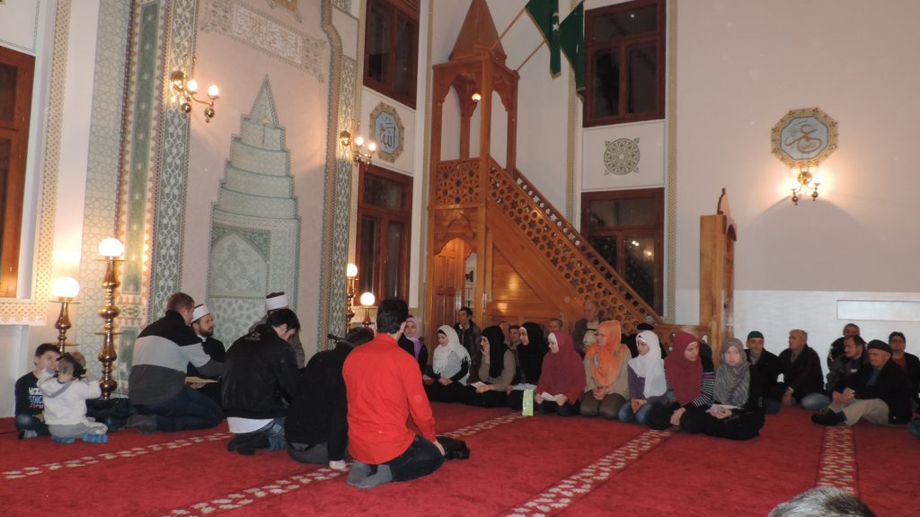 Mevlud u Atik sultan Sulejmanovoj džamiji